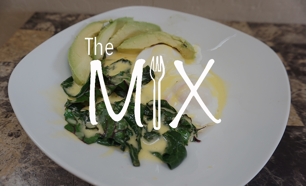 The Mix – Episode 50: Eggs Benedict with Hollandaise Sauce