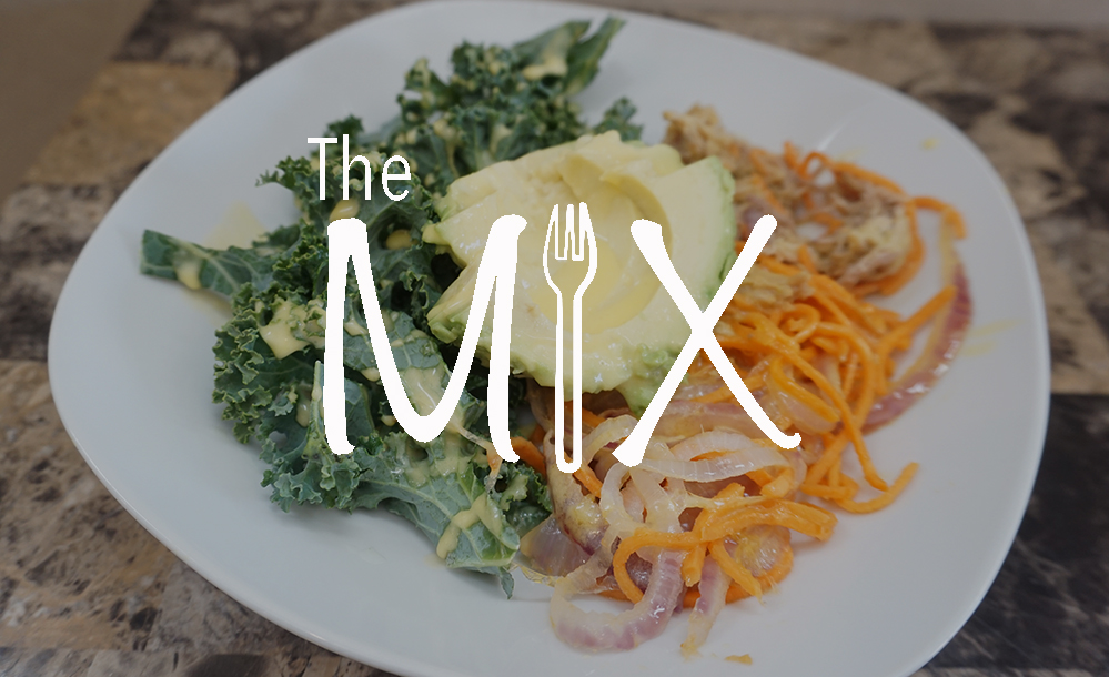 The Mix – Episode 52: Reno Breakfast Bowl