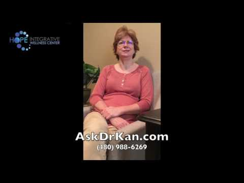 Patient with rapid heart beat, nausea, fatigue, joint pain and headaches gets life back with NeuroMetabolic Integration Program
