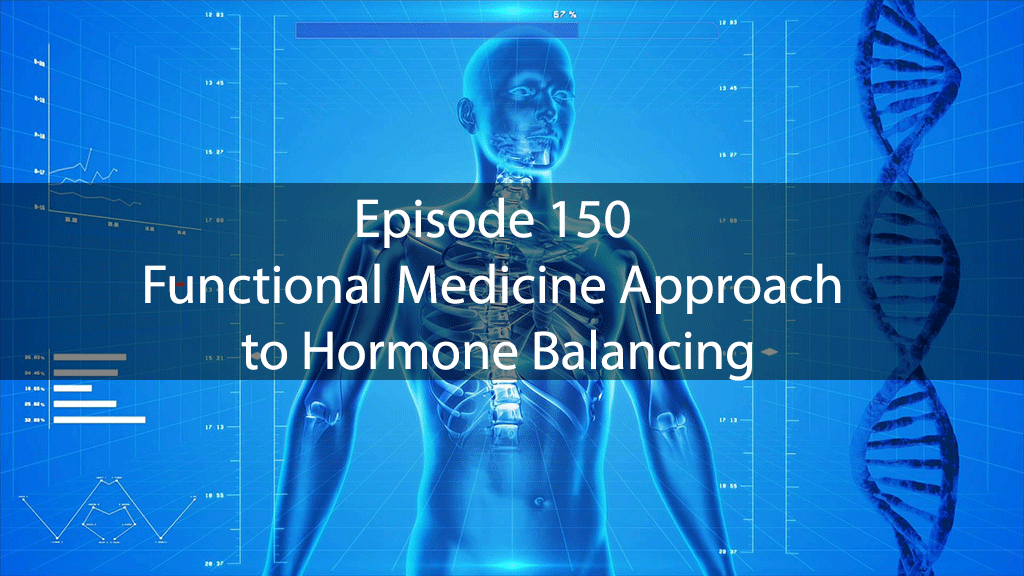 Ask Dr Kan Show Ep 150 – Functional Medicine Approach to Hormone Balancing