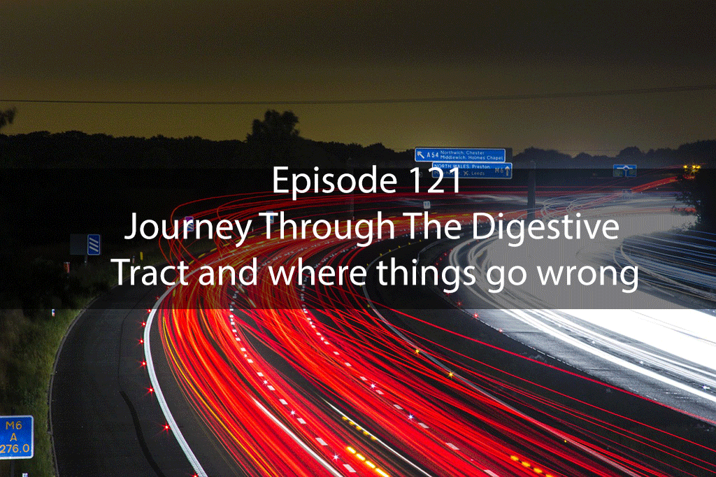 Ask Dr Kan Episode 121 – Journey Through The Digestive Tract and where things go wrong