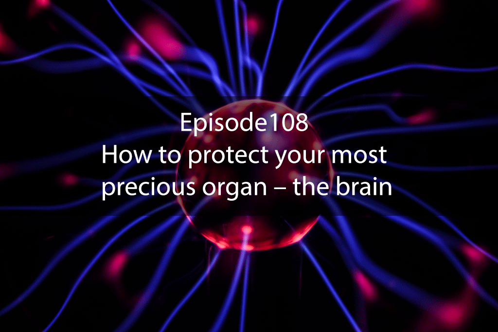 Ask Dr Kan Show Episode108 – How to protect your most precious organ – the brain