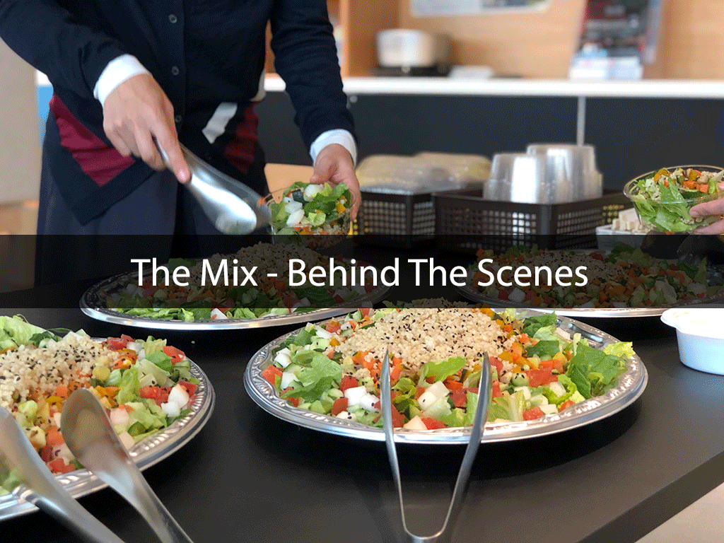 The Mix-Behind The Scenes