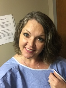 Love Myself with a Mammogram