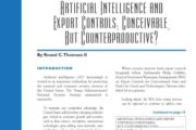 AI Article Journal Internet Law First Page