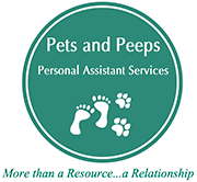 Pets and Peeps dog walking, dog care, cat sitting