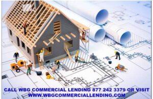 WBG Commercial Lending Construction Loans