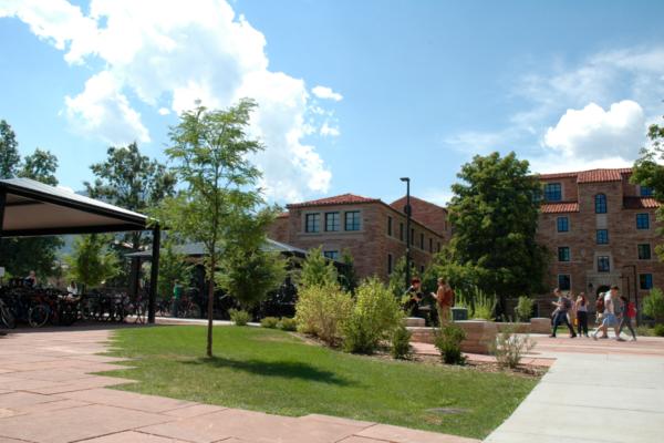 Baker Hall - Promenade
