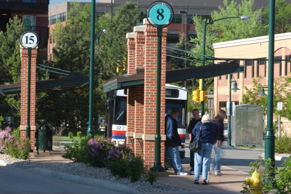 Fort Collins Downtown Transit Center