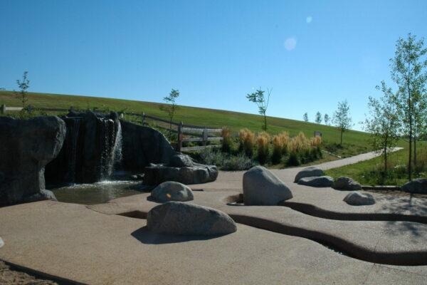 Fossil Creek Park - Splash Pad