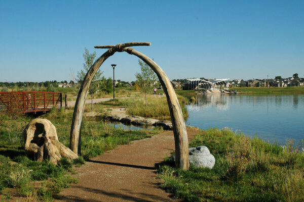Fossil Creek Park - Theme Design - Tusk Arch