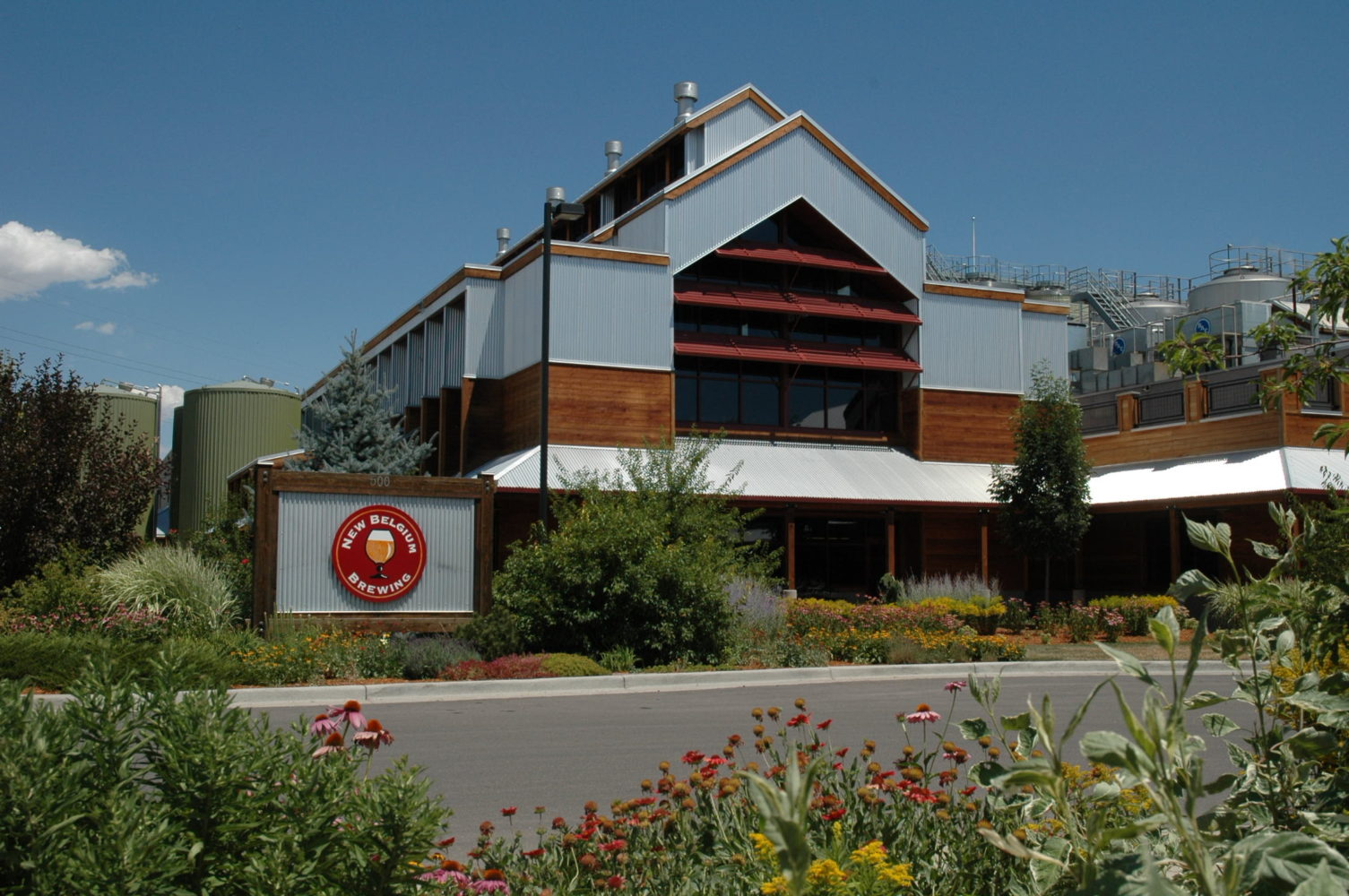 New Belgium Brewhouse Expansion