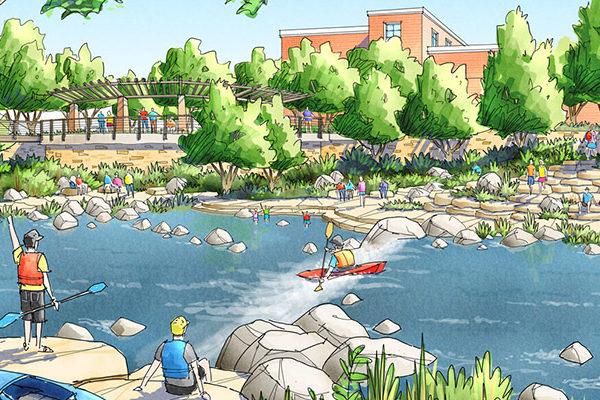 Poudre River Master Plan 1
