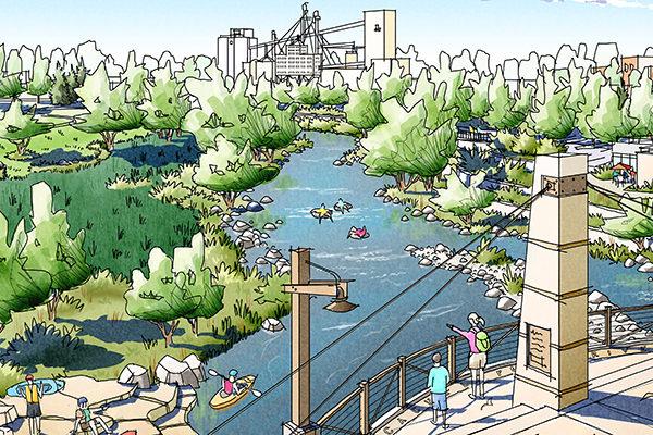 Poudre River Master Plan 2