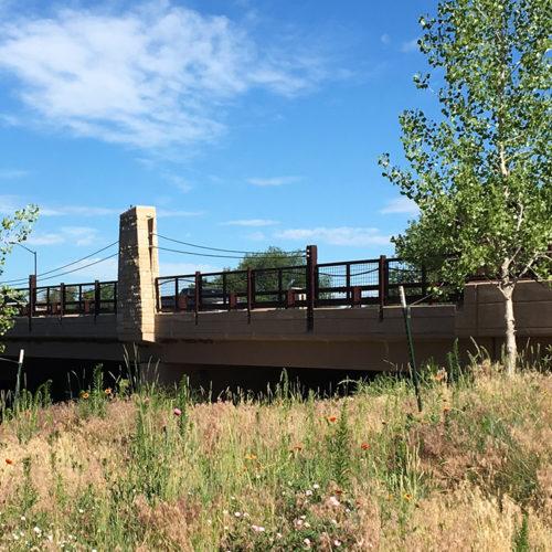 Mulberry Bridge at Poudre River