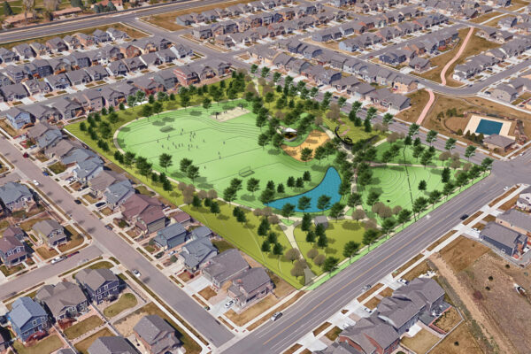 Crescent Park Context Rendering