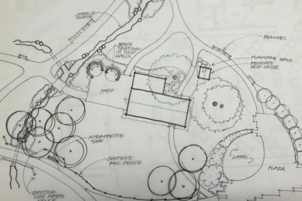 Coy Hoffman Barn Site Concept