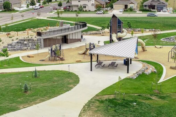 Crescent Park (Maple Hill Park) Playground