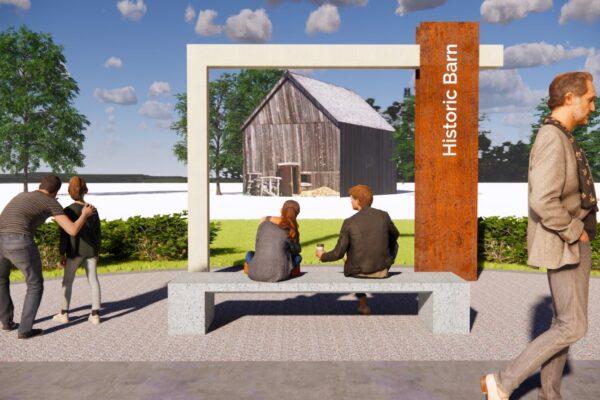 Windsor Park Signs Concept