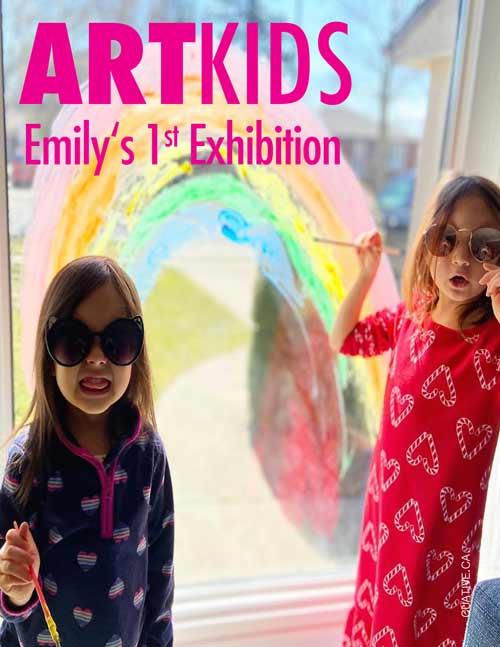Emily's Art Exhibition
