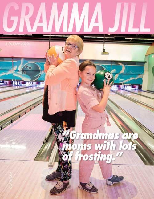 Gramma Jill's magazine