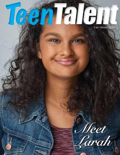 Larah L's magazine