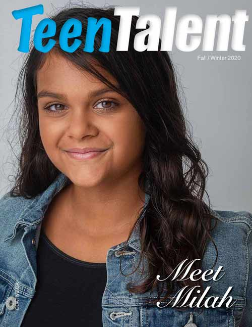 Milah L's magazine
