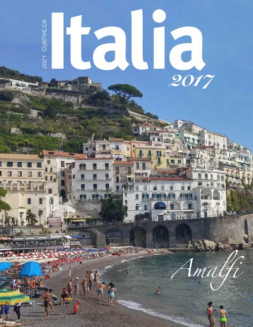 Italia - personalized travel magazine