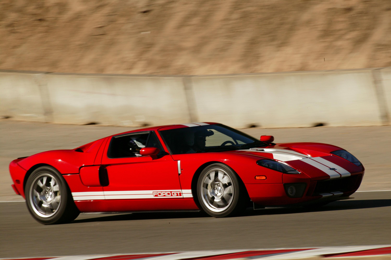 2005 Ford GT Laguna Seca GT4