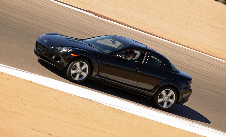 2005 Mazda RX8 Laguna Seca
