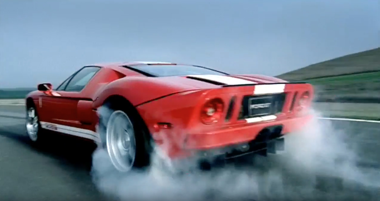 Ford GT Commercial