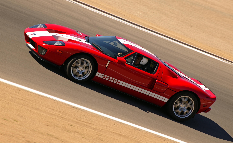 Ford GT GT4 Laguna Seca