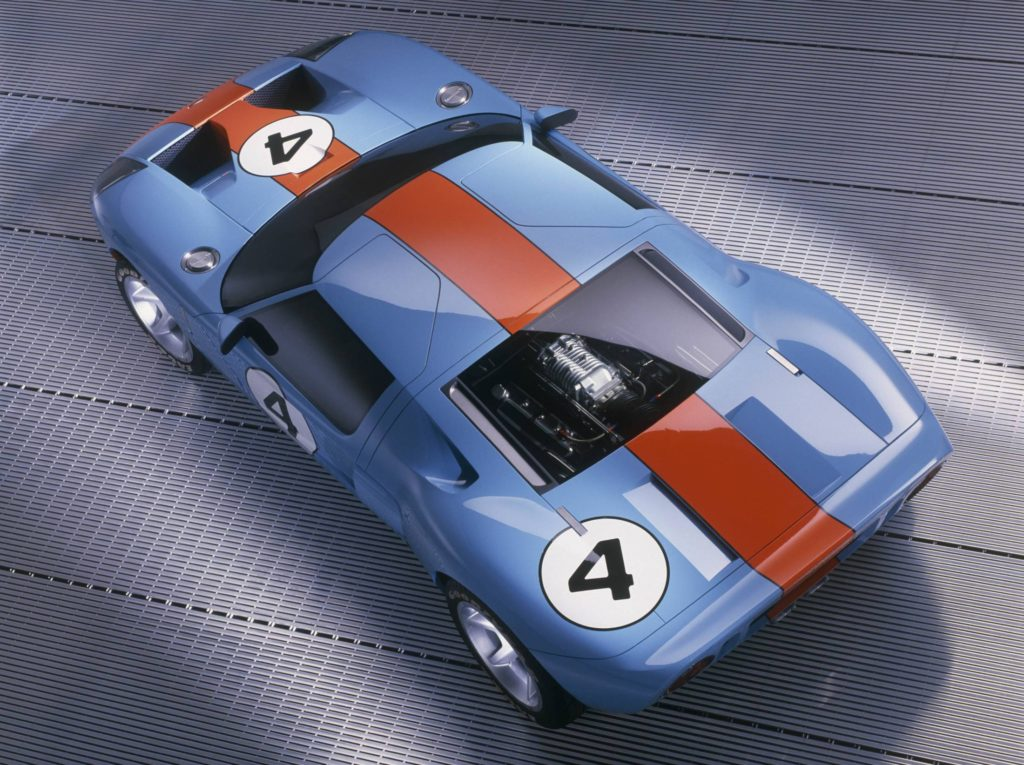 Ford GT40 Concept Car