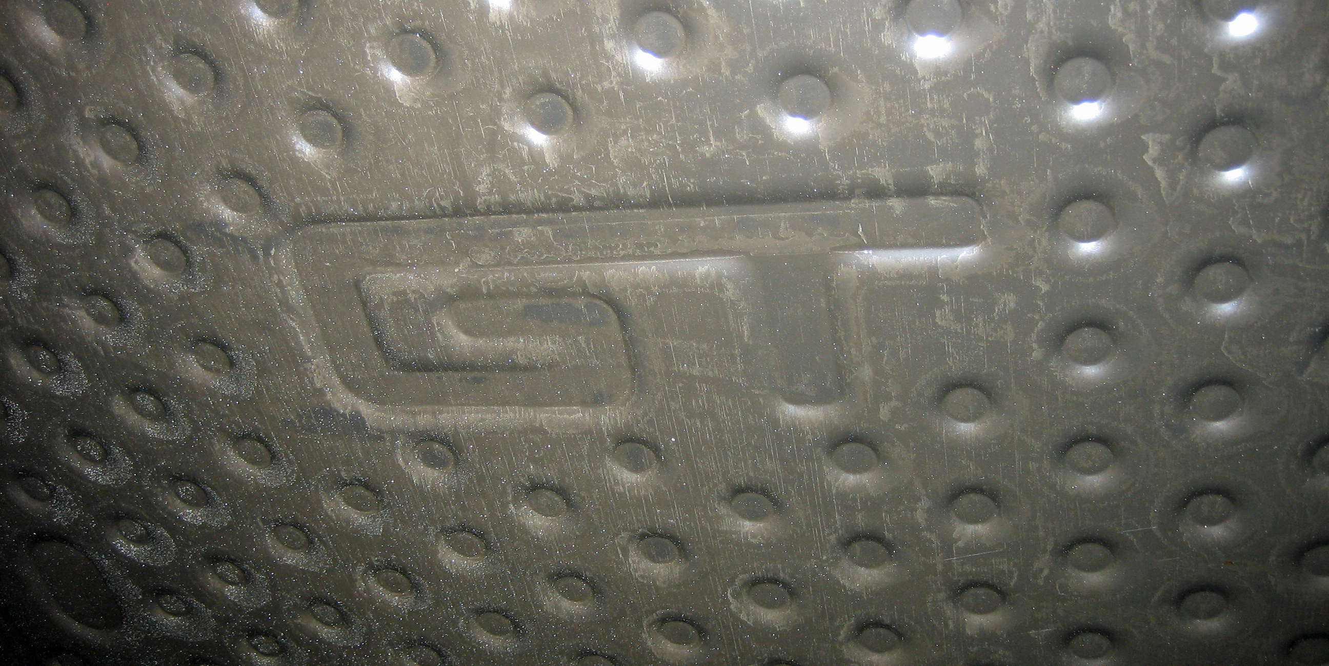 2005 Ford GT Long Term Belly Pan
