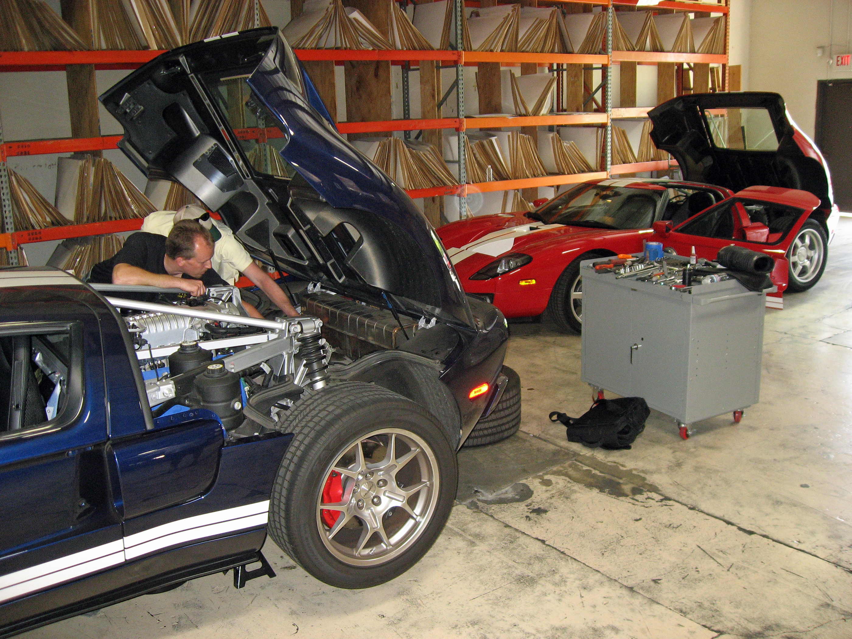 2005 Ford GT Long Term Maintenance