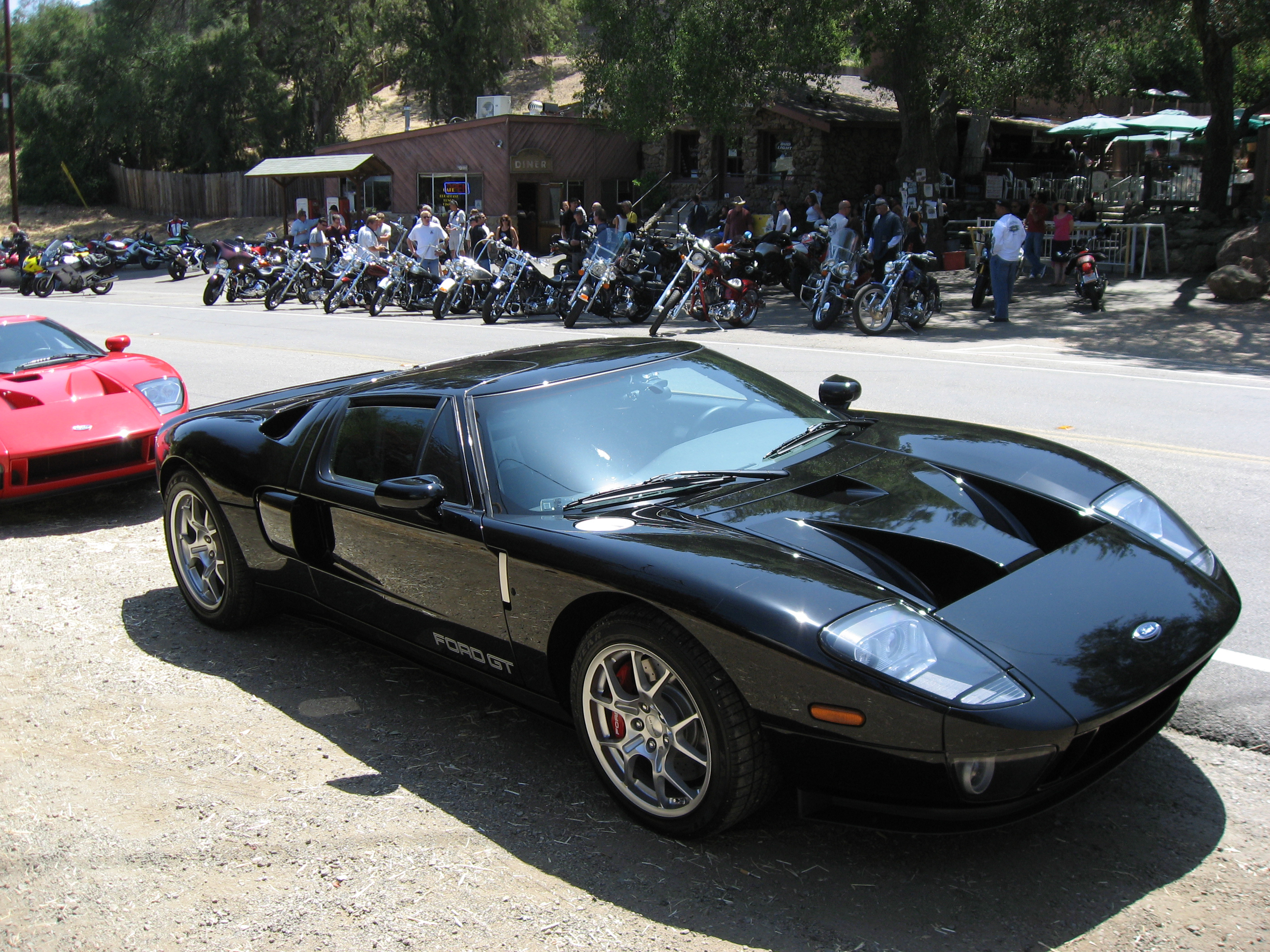 2005 Ford GT Long Term Rally Rock Store