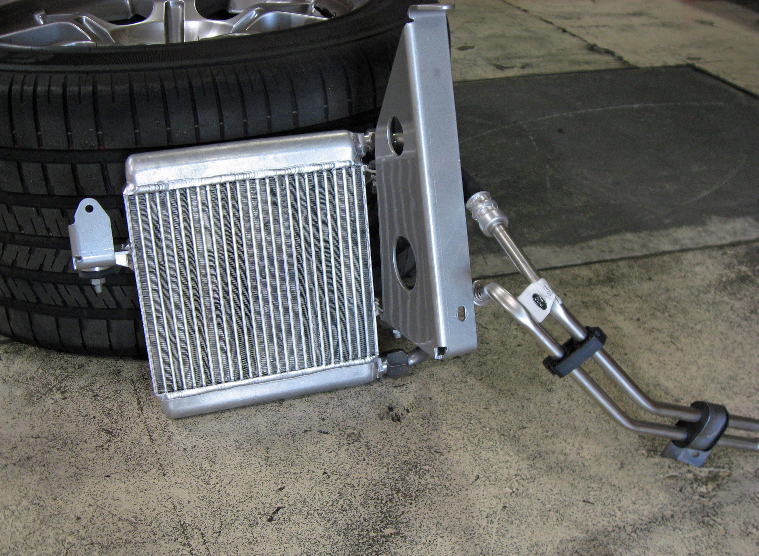 2005 Ford GT Long Term Transmission Cooler
