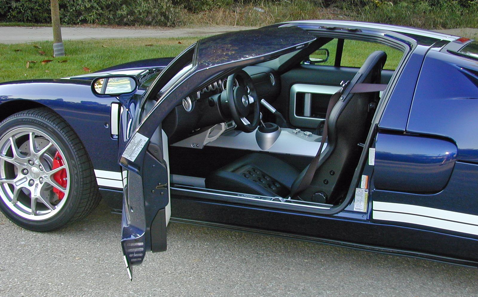2005 Ford GT Long Term Door