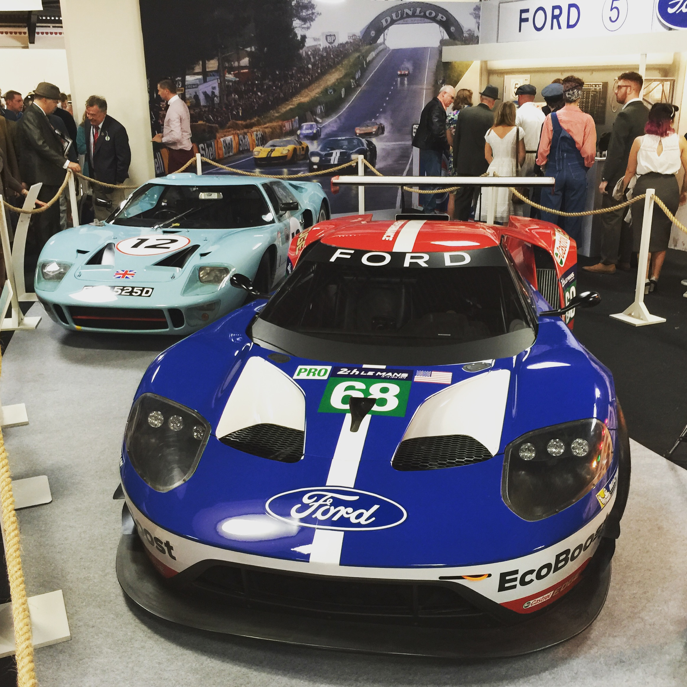 2016 Goodwood Revival Ford GT GT40