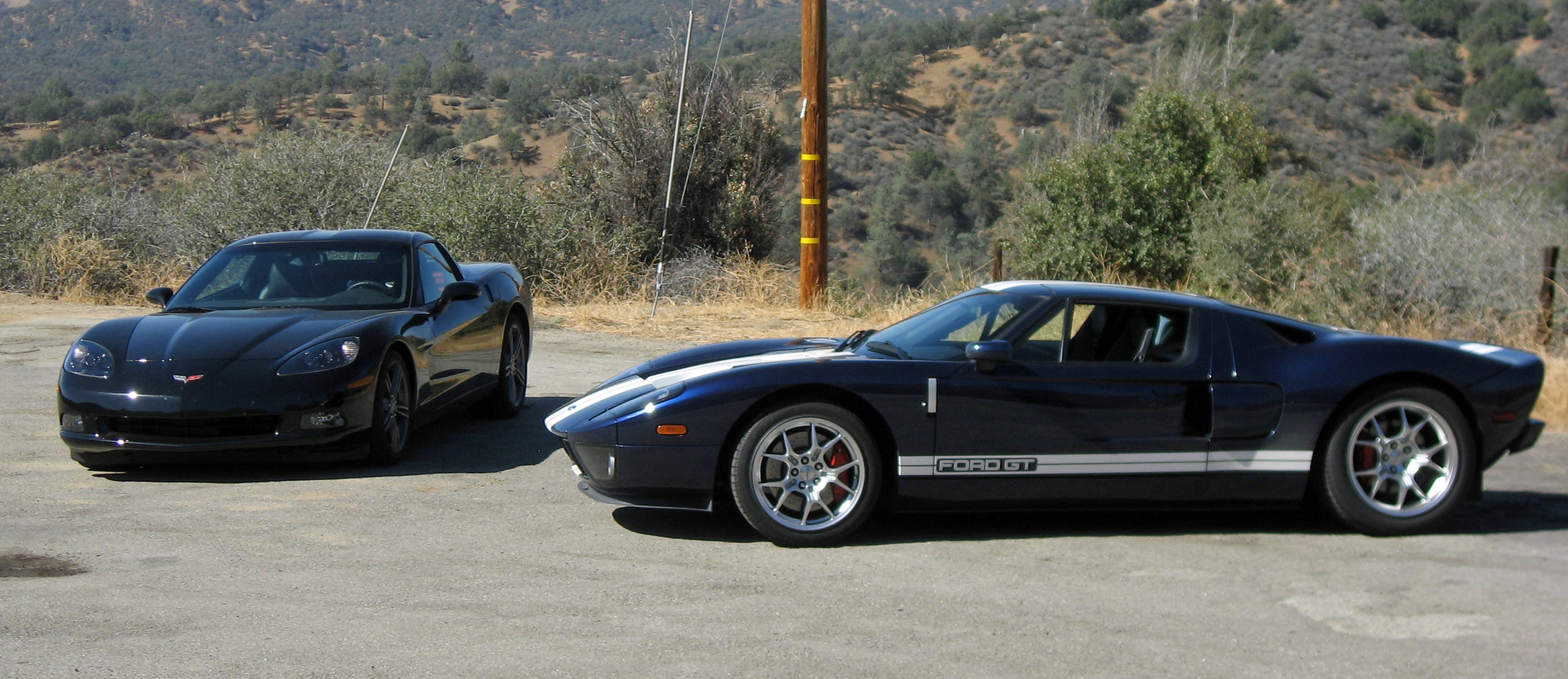 2005 Ford GT Long Term Corvette Z51