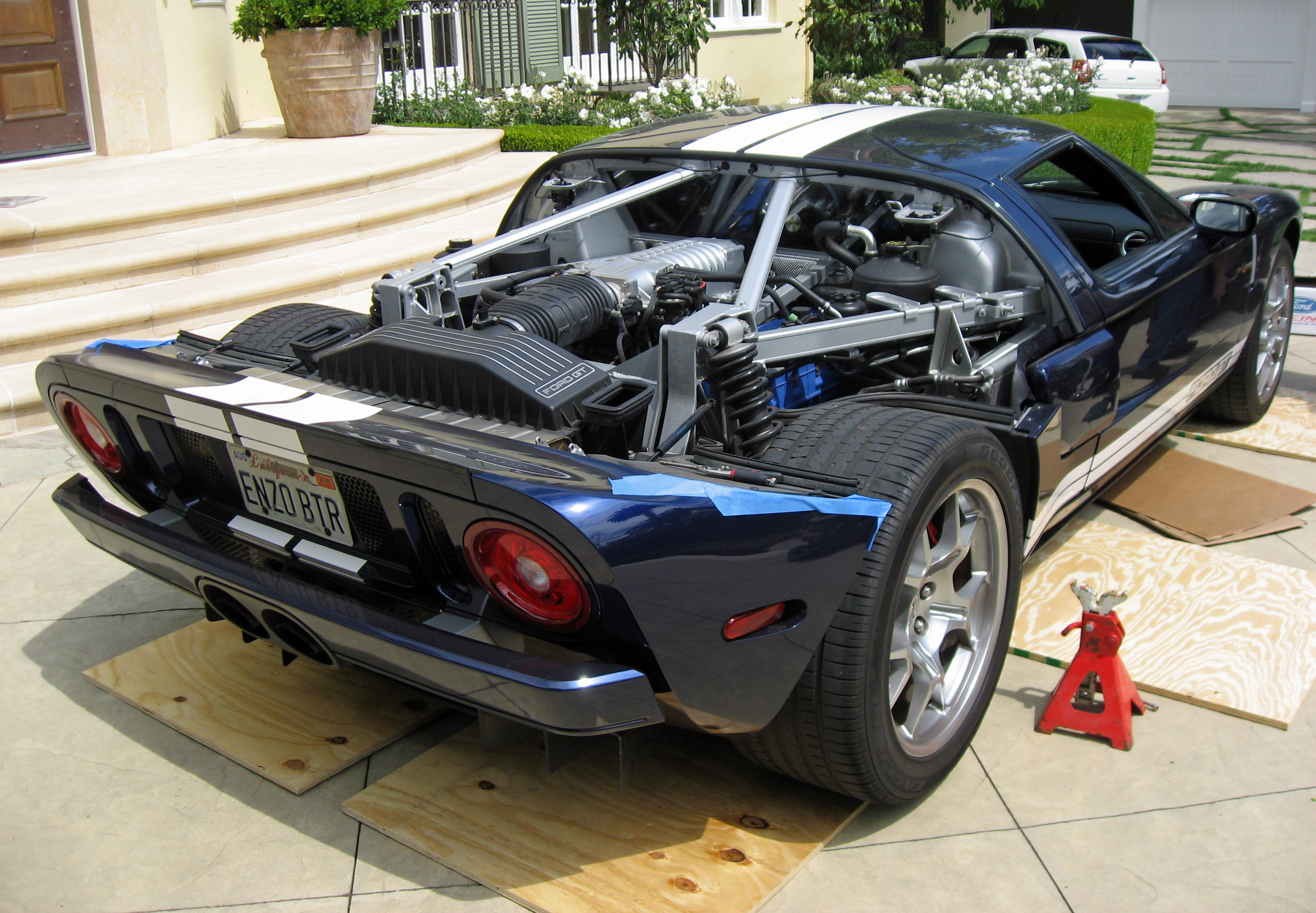 2005 Ford GT Long Term Exhaust System