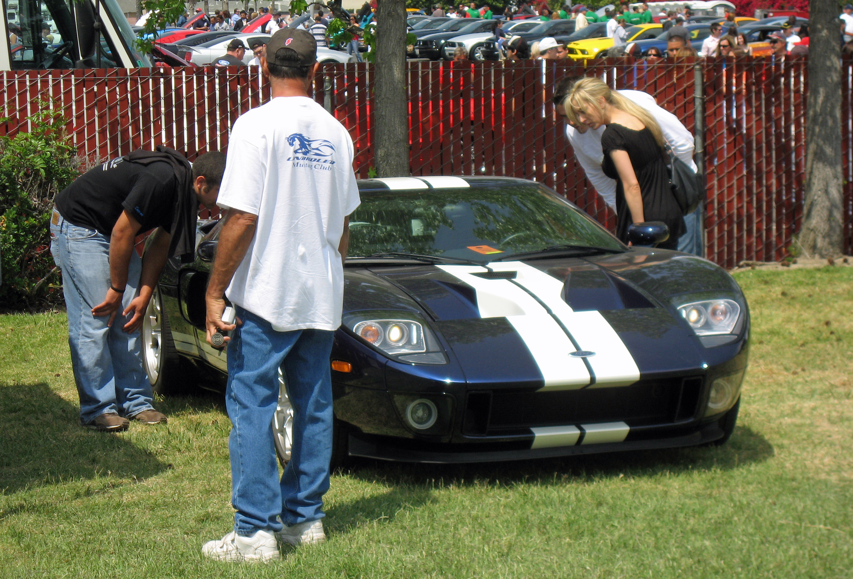 2005 Ford GT Long Term Fabulous Fords Show