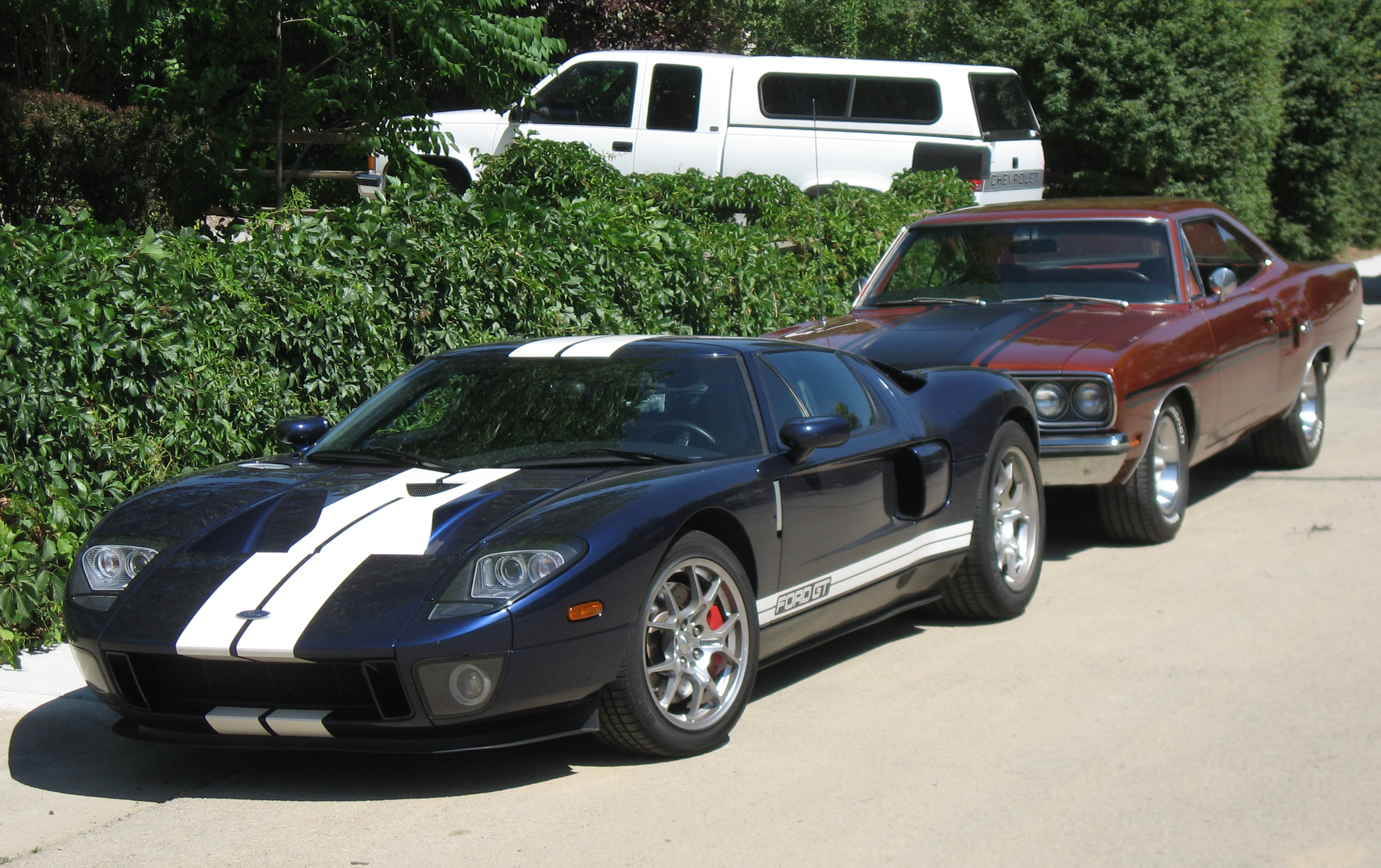 2005 Ford GT Long Term Reunion GTX