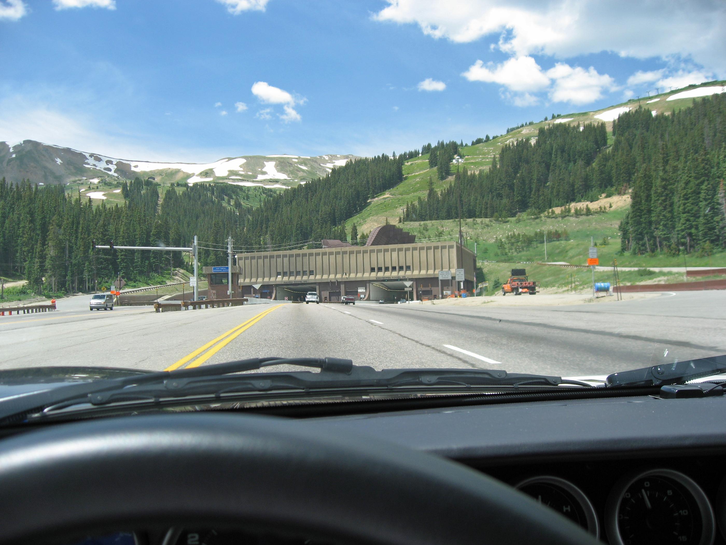 2005 Ford GT Long Term Reunion Mountain Pass