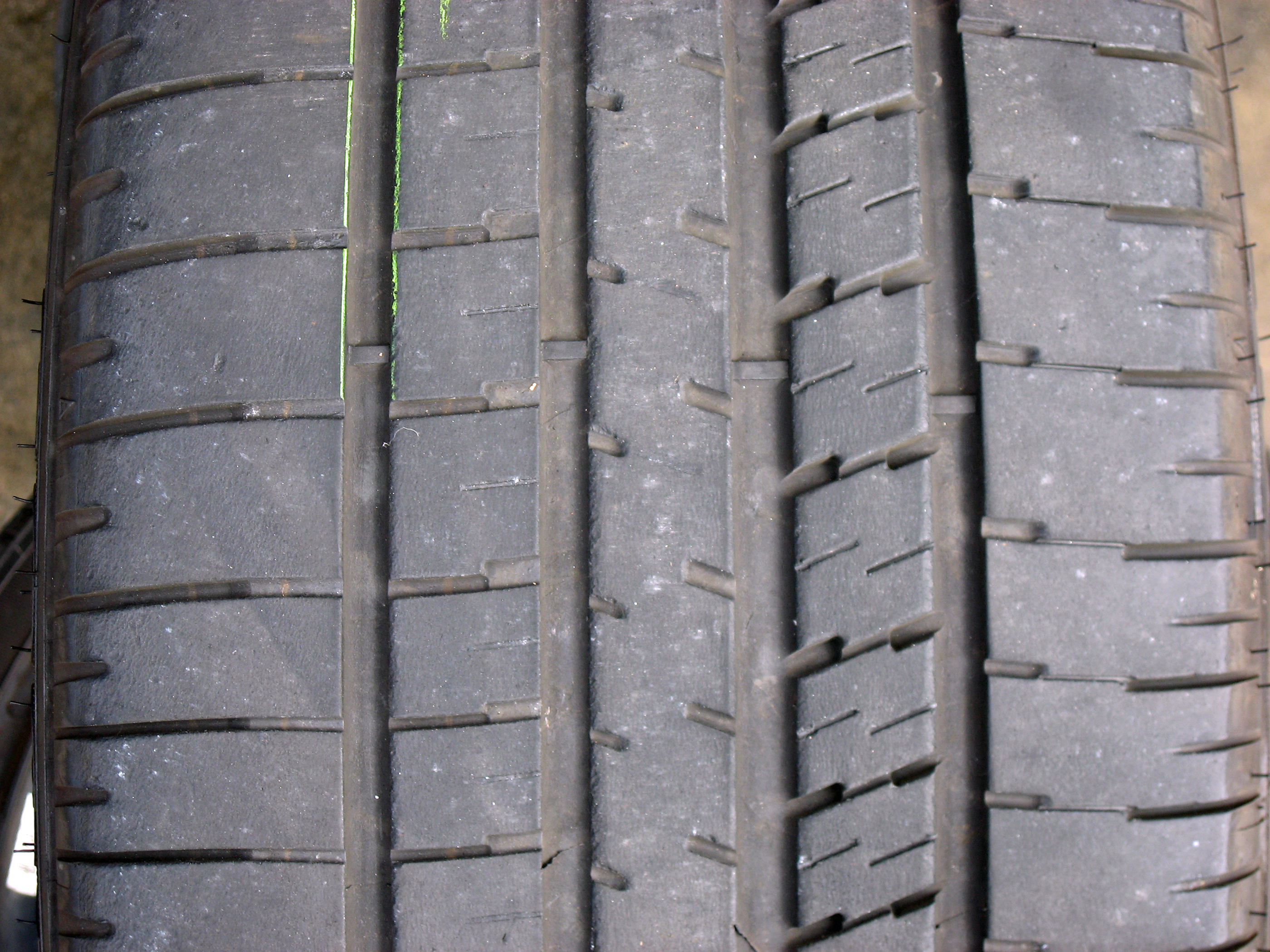 2005 Ford GT Long Term Reunion Tire Wear