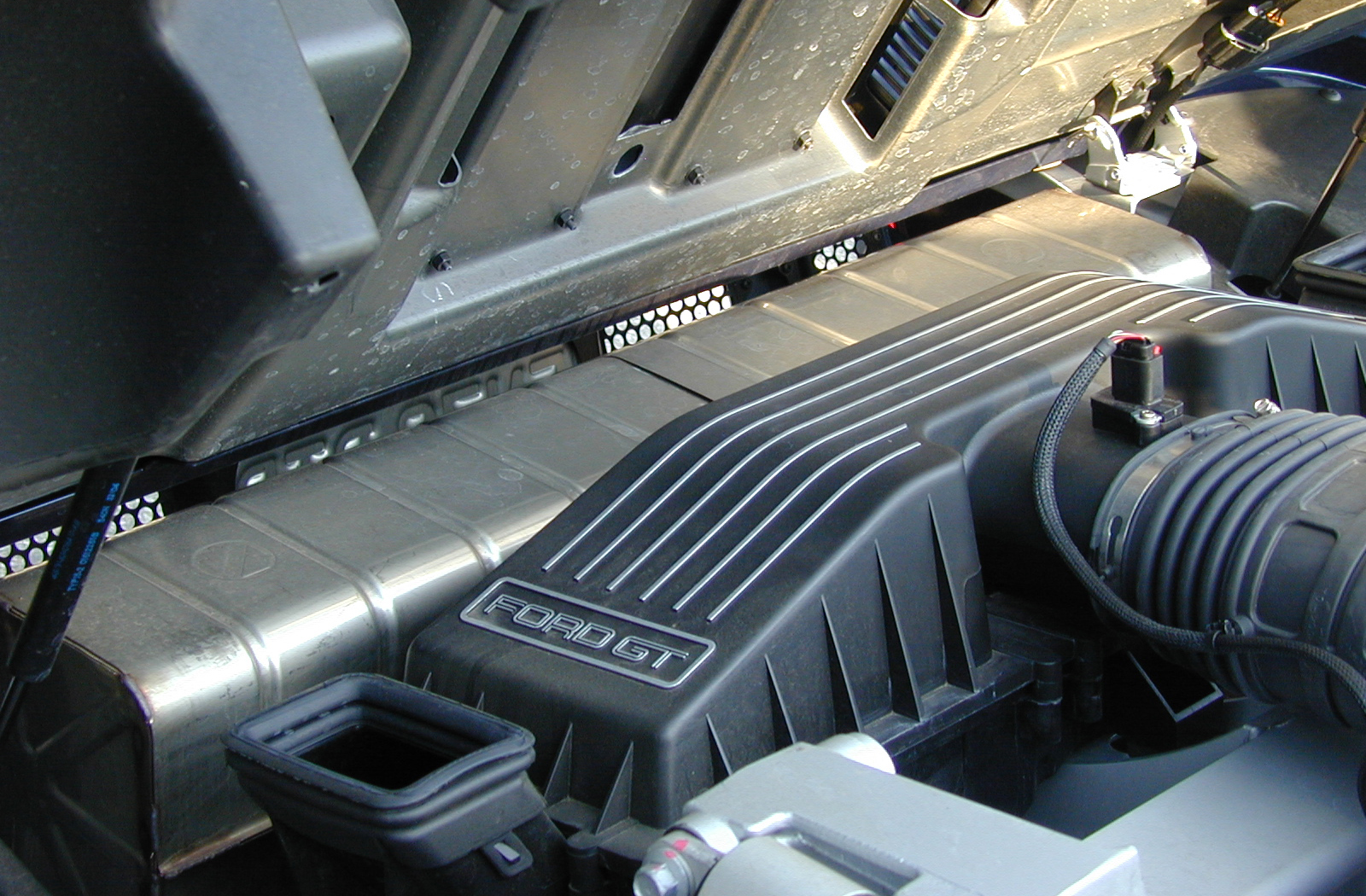 2005 Ford GT Long Term Wrap Up Air Cleaner