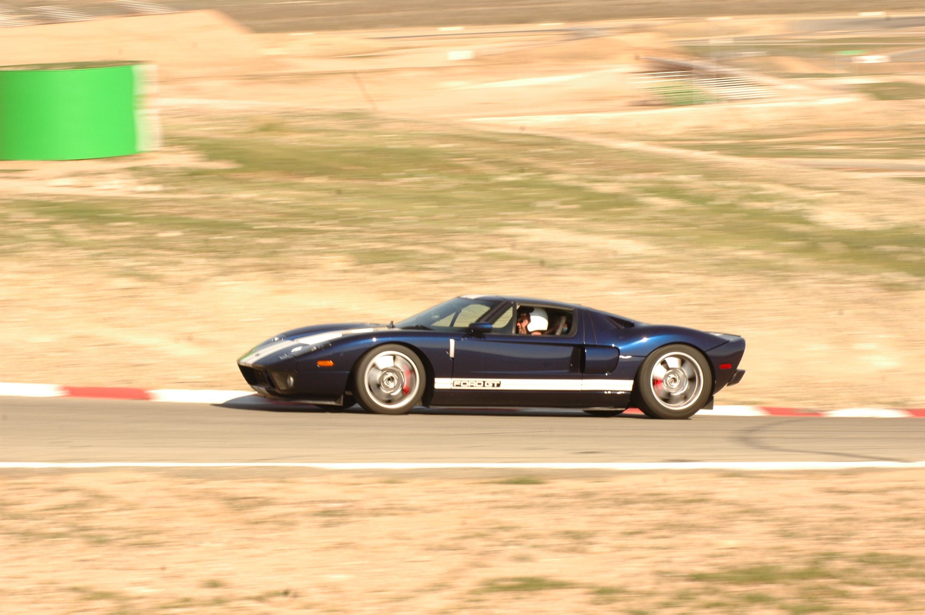 Ford GT School Turn 8