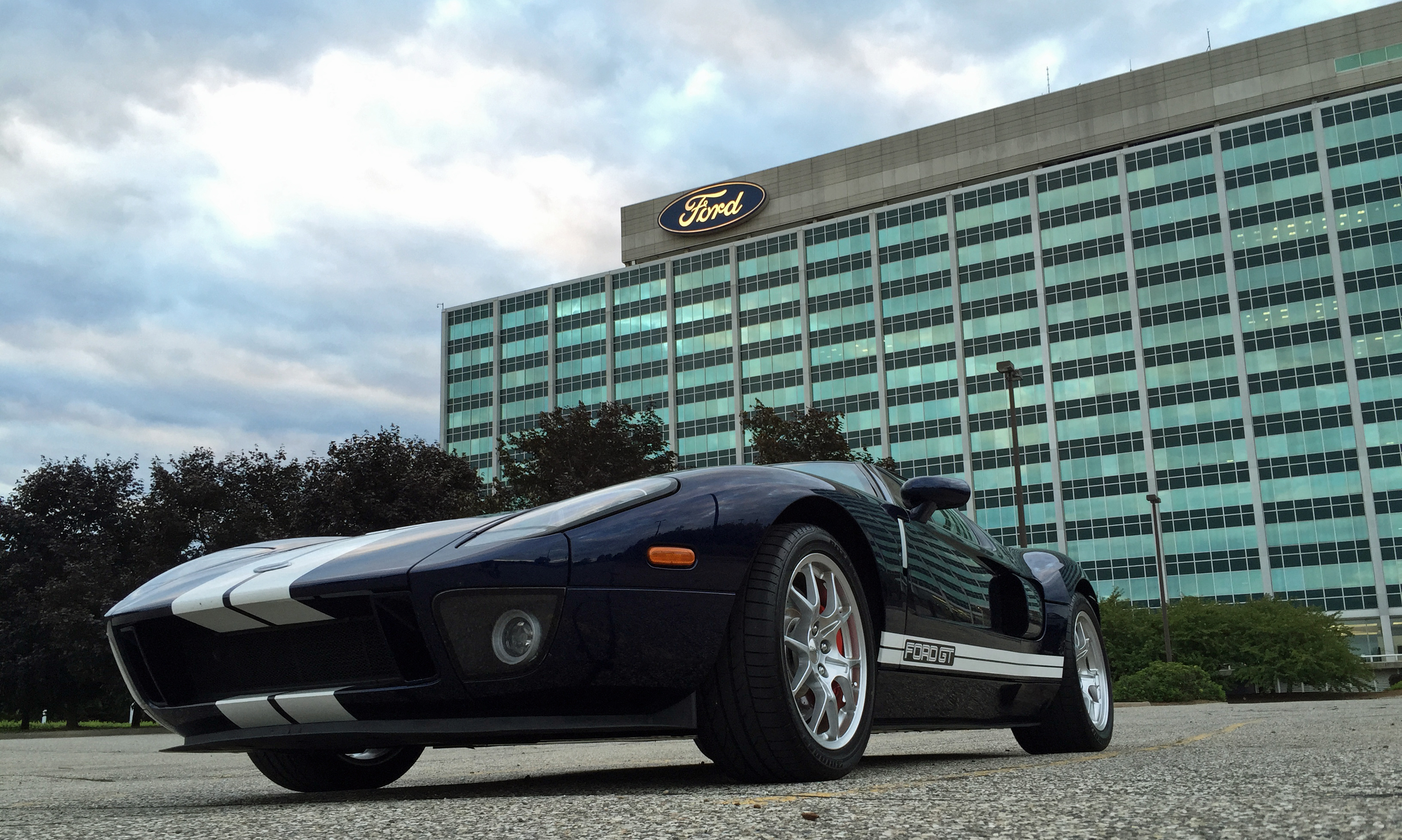 2005 Ford GT Ford Headquarters