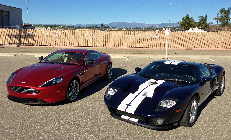 2005-Ford-GT-Ownership-Aston-Martin-DB9
