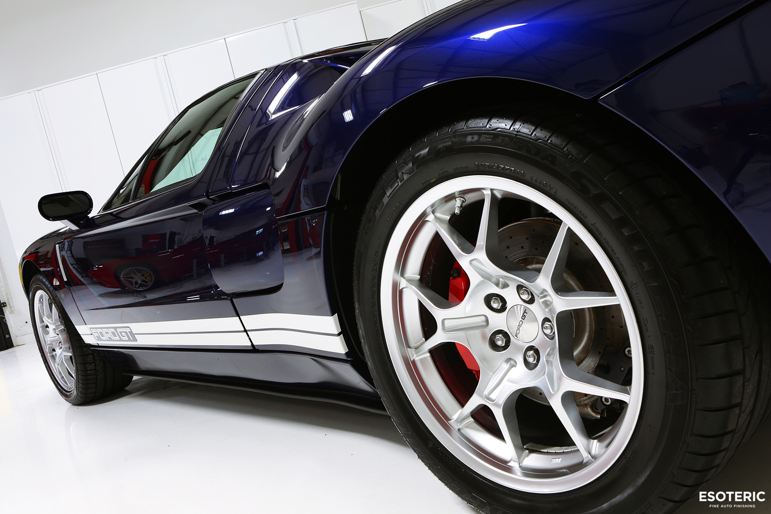2005 Ford GT Paint Correction Finished